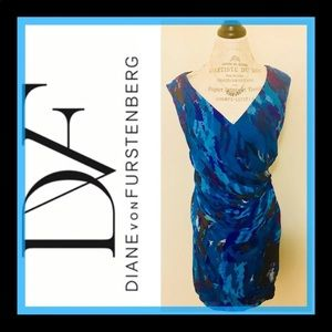 Diane Von Furstenberg Dress.